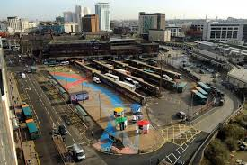 All change – Bus station closing on 1 August 2015