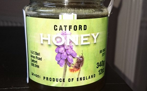 Tweet #Catford honey on toast this morning. Beautiful! #…