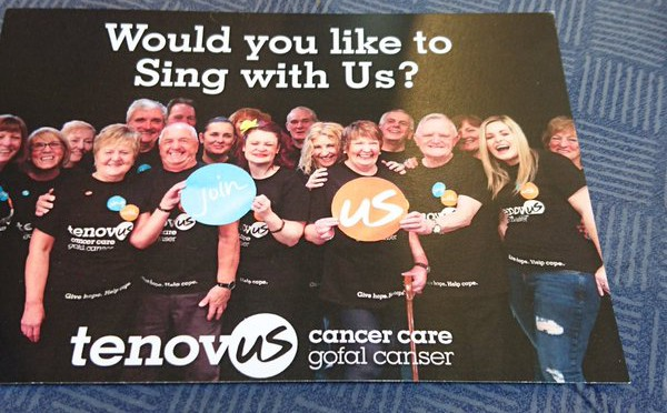 Tweet Wonderful coffee morning with @tenovuscancer in Rh…