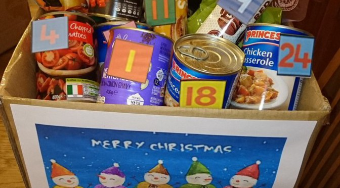 Tweet The first Reverse Advent calendars have been compl…