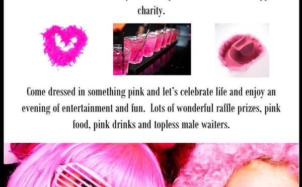 Tweet Dont forget this charity event tonight at the Pant…
