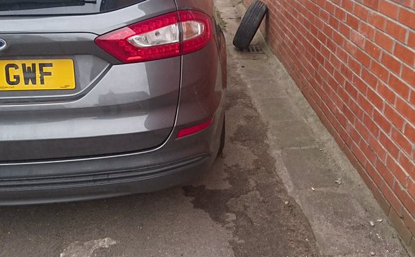 Tweet Tackling parking in the lanes in Birchgrove is the…